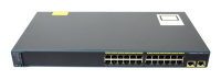 Коммутатор Cisco Catalyst WS-C2960-24TT-L - 48xFE + 2xGE, LAN Base