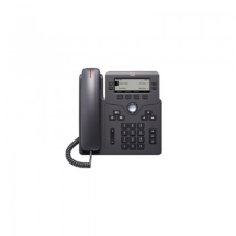 IP-телефон Cisco CP-6851-3PCC-K9= - Cisco IP Phone 6800 Series with Multiplatform Phone Firmware