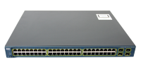 Коммутатор Cisco Catalyst WS-C3560V2-48PS-S - 48xFE (PoE) + 4xGE (SFP)