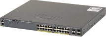 Коммутатор Cisco WS-C2960R+24PC-L
