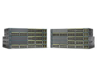 Коммутатор Cisco WS-C2960R+24PC-S