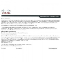 Маршрутизатор Cisco A9K-9001-AIP-LIC Cisco ASR 9001 License