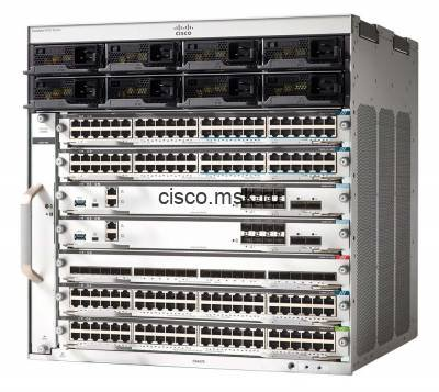 Коммутатор Cisco Catalyst C9407R - 7x слотов