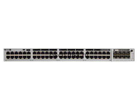 Коммутатор Cisco Catalyst C9300-48U-E - 48xGE (UPOE)