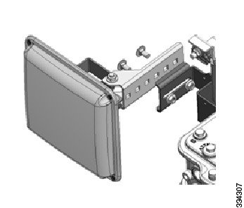 Монтажный комплект Cisco AIR-ACCAMK-2= - 1560 External Directional Antenna  Mount Kit