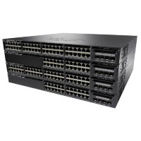 Коммутатор Cisco Catalyst WS-C3650-48TD-E - 48xGE + 4x10GE (SFP+), IP Services