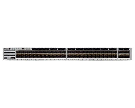 Коммутатор Cisco Catalyst WS-C3850-48XS-S - 48x10GE, IP Base