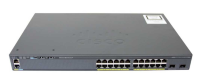 Коммутатор Cisco Catalyst WS-C2960X-24TD-L - 24xGE + 2xGE (SFP+), LAN Base
